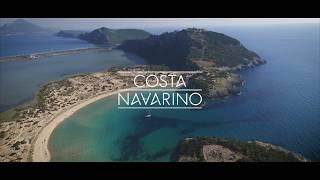 Costa Navarino & José Maria Olazábal introduce Navarino Hills