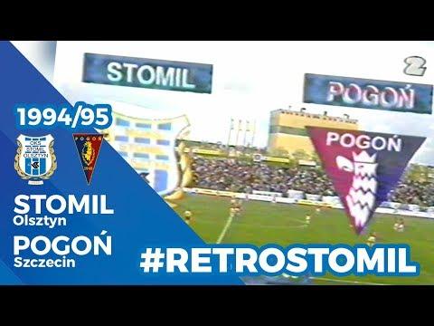 #RetroStomil: Stomil Olsztyn - Pogoń Szczecin 2:1 (10.05.1995 R.)