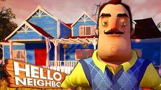 СОСЕД ПРОКАЧАЛСЯ! НОВЫЙ ДОМ! ► Hello Neighbor Alpha 2 |7|