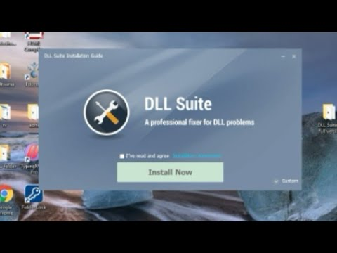 How To Install DLL Suite 2017 Crack full version free