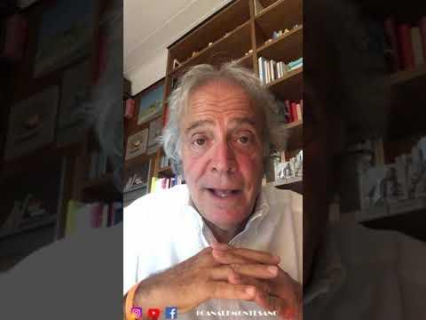 """Enrico Montesano - Lettura Gunther Anders: """"L'uomo è antiquato"""""""