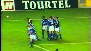 Résumé RC Strasbourg - FC Nantes 1994-95