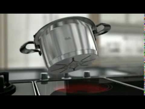 fissler solea cookware youtube. Black Bedroom Furniture Sets. Home Design Ideas
