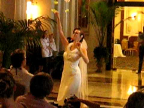 Hawaiian Wedding Song Hula Emily Herrington