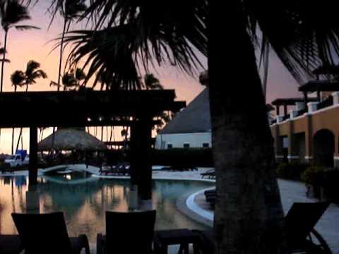 Dominican Republic, NH Real Arena Punta Cana sunrise