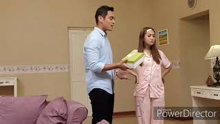"Download ""TQ CAPTAIN""...Sweet moment Adam & Mikayla...WOW!!"