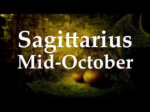 Sagittarius Mid-October 2017 IS THIS NOT THE OFFER YOU WANTED? - Aquarian Insight