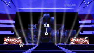 2013 : WWE WrestleMania 26 The Undertaker 18-0 Pyro Animation (HD)