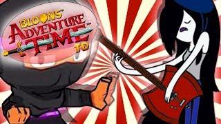Marcelina & Sai | Wyzwanie | #027 | Bloons Adventure Time TD | PL