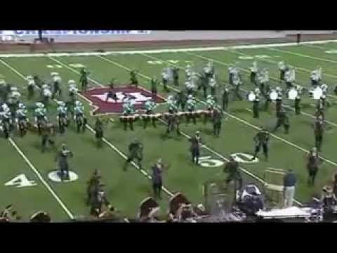 Cavaliers 2008 - Percussion Feature