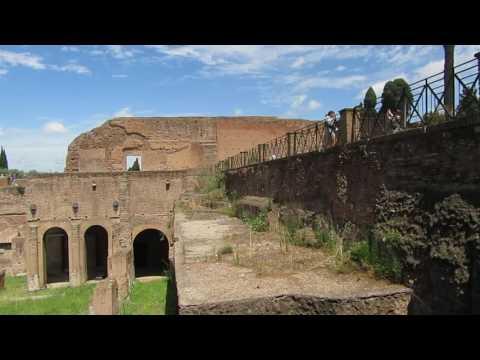 Palantino Roman Forum B1