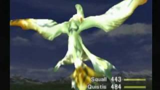 Final Fantasy VIII - PSX vs PC Comparison