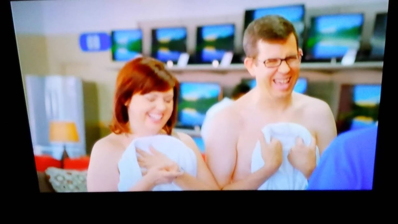 Funny Naked Zappos Commercial - YouTube
