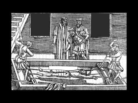 Episode 13: Torture and Torture Devices, Pt. 2