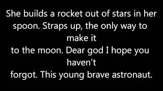 Professor Green- Astronaut Lyrics HD
