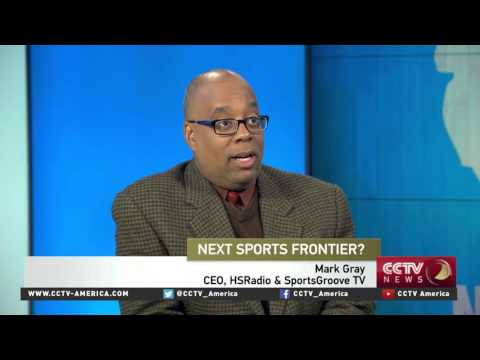 Journalist Mark Gray on Chinese athletes in U.S. professional sports
