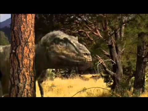 My Daspletosaurus tribut