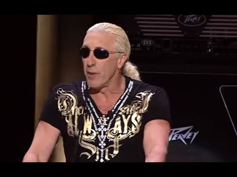 """TWISTED SISTER's Dee Snider in studio for """"heavy"""" solo album, Jamey Jasta producing!"""