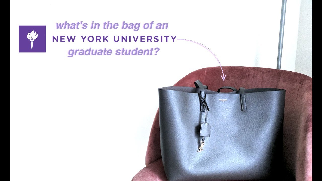 39308ca451 what s inside the bag of a graduate student  🎓👜 - YouTube