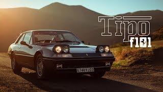 1988 Ferrari 412: The Atypical Tipo F101