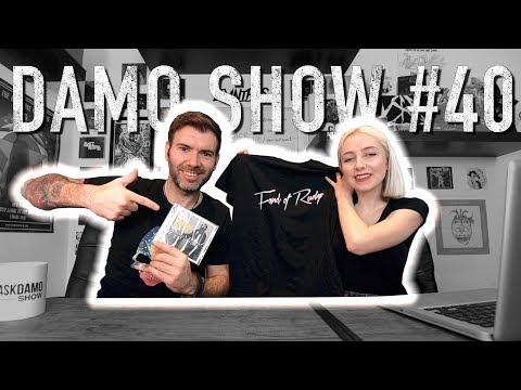 DAMO SHOW #40 - SOCIAL MEDIA ALTERNATIVES / TRICK ALGORITHMS / SMALL MUSIC SCENE / BACKING TRACKS