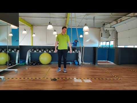 'Bewegen SAMEN naar gezondheid' met FysioCentrum Heesch en Oss. OEFENING VAN DE WEEK 10
