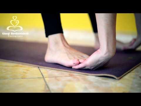 Ashtanga Yoga — Primary Series (Ashtanga Yoga Tbilisi)