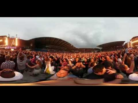 Stereophonics Live at the Cardiff City Stadium in 360˚ - Stuart Cable Dedications