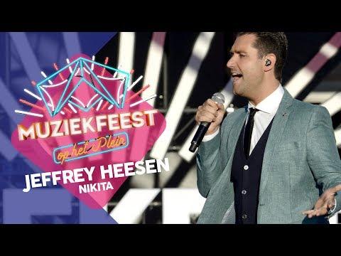 Jeffrey Heesen - Nikita | Sterren Muziekfeest op het Plein