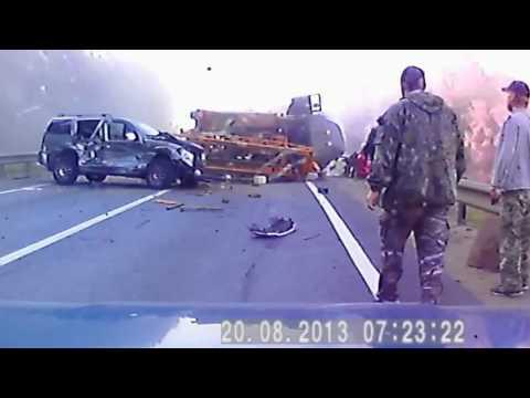 Crazy T bone Car Crash at intersection , Car Crash Compilation , #13