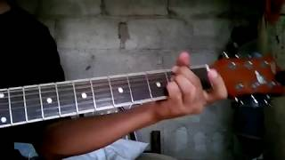 Huling Sayaw By Kamikazee Guitar Acoustic Cover