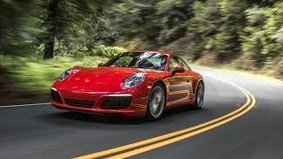 2017 Porsche 911 First Drive Review