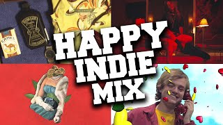Most Listened Happy Indie Music That Make You Smile 😊 Happy Indie Mix With Lyrics