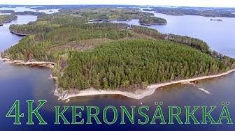 Keronsärkkä Punkaharju - Suomen luonnon päivä 2019