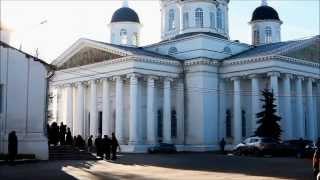 видео Достопримечательности города Арзамас Нижегородской области