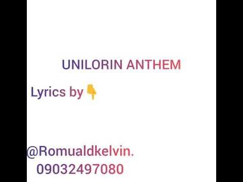 Download Unilorin Anthem.                                                           #unilorin