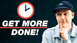 How to Get Things Done and Stop Procrastinating — 7 Pro Tips