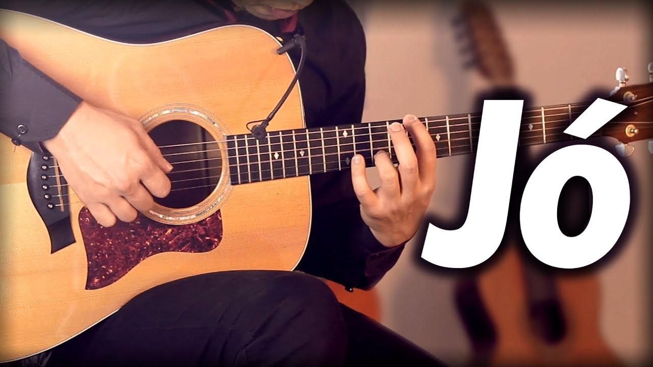 Jó Midian Lima No Violão Fingerstyle Com Letra