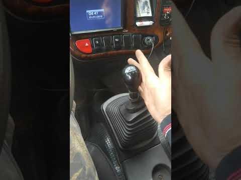 Смазка тросов КПП Hyundai hd 72, 78.