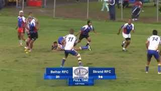 Belhar 7's - Cup Final: Belhar RFC vs Strand RFC