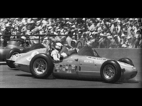 Top 10 Indianapolis 500 Crashes of the 1960s