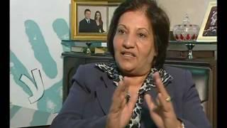 جمعية نساء ضد العنف - ريبورتاج على قناة العربية