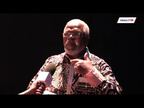 Dr John Kani performs at the Artscape Theatre for the first time ever