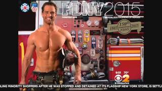 A Chat With 2 Firefighters From The Sizzling FDNY Calendar