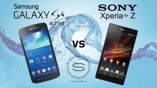 Samsung Galaxy S4 Active Vs Sony Xperia