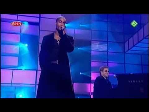 Blue Ft  Elton John Sorry Seems To Be The Hardest Word @TOTP