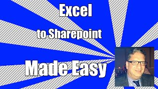 Importing an Excel spreadsheet in to a Sharepoint Table tutorial Office 365 SharePoint 2013 2016