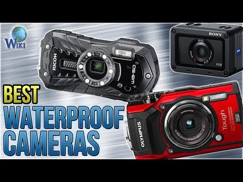 8 Best Waterproof Cameras 2018