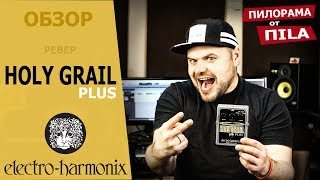 Обзор Electro Harmonix Holy Grail Plus от ПИЛОРАМА