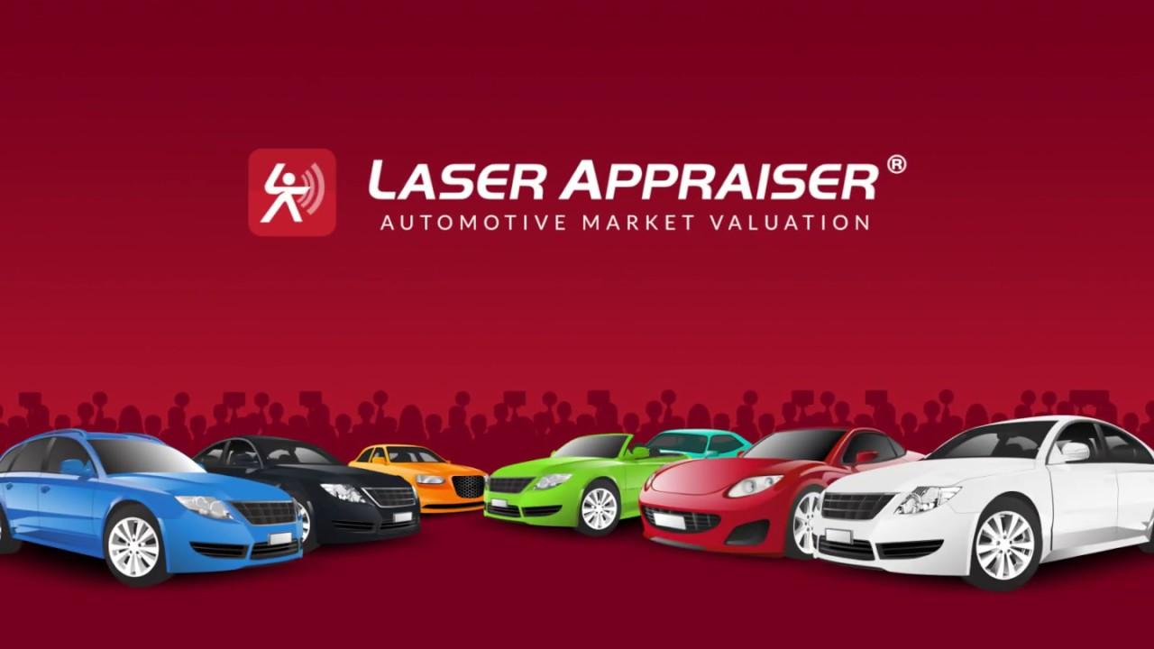 Automobile Market Appraisal and VIN Valuation   Laser Appraiser